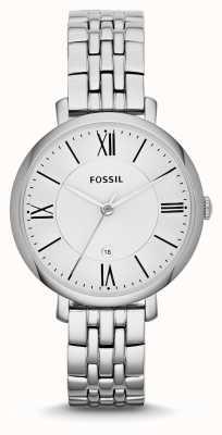 Fossil Acciaio inox signore jacqueline ES3433