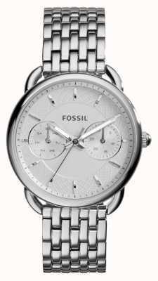 Fossil Signore su misura in acciaio inox ES3712