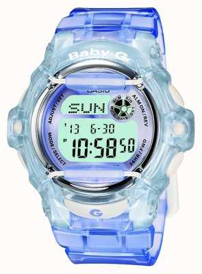 Casio Baby-G lilla / blu womens orologio digitale BG-169R-6ER