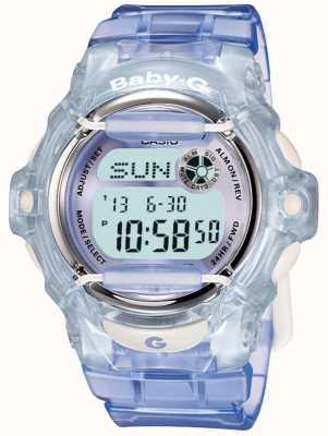 Casio Orologio digitale da donna baby-g lilla / blu BG-169R-6ER
