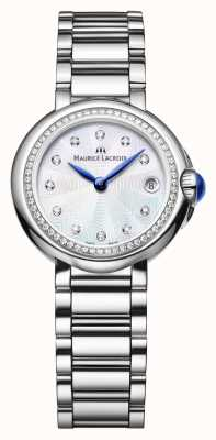 Maurice Lacroix Ladies fiaba 28mm diamante set madreperla FA1003-SD502-170-1