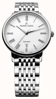 Maurice Lacroix Les classiques tradizione acciaio signori LC6067-SS002-110-1