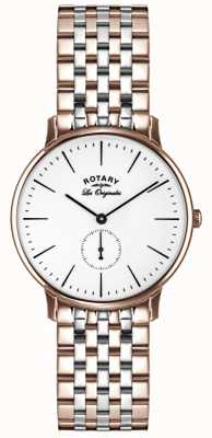 Rotary Mens les originales due toni GB90057/06