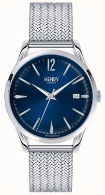 Henry London Acciaio inox knightsbridge unisex HL39-M-0029