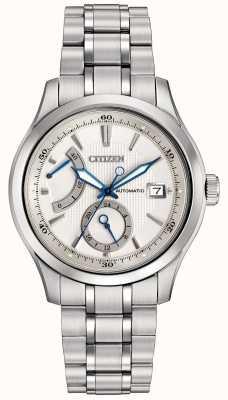Citizen Automatico in acciaio inossidabile classico da uomo NB3010-52A