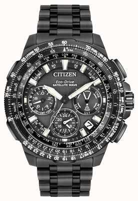 Citizen Gaster di navi da crociera Promaster nero super titanio CC9025-85E