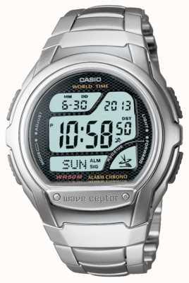 Casio Waveceptor radiocontrollato allarme cronografo WV-58DU-1AVES