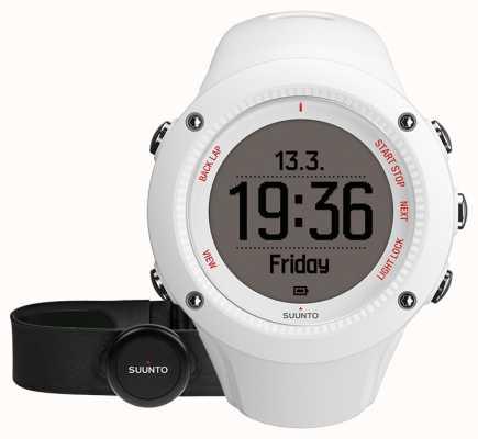 Suunto Ambit3 bianco run (HR) SS021259000