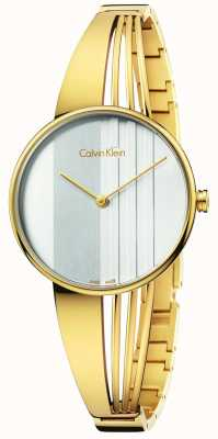 Calvin Klein drift oro delle donne K6S2N516