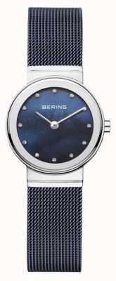 Bering quadrante cinturino marina Womans marina 10126-307