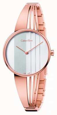Calvin Klein quadrante sil B-GLR K6S2N616