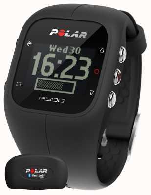 Polar attività a300 Unisex Tracker (nero con HR) 90051953