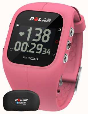 Polar attività a300 Unisex inseguitore (rosa con HR) 90054243