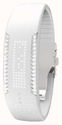 Polar Unisex loop 2 swarovski cristallo bianco attività tracker 90057756