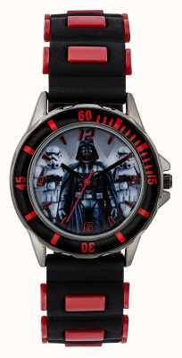 Star Wars guerre Childrens stelle darth vader cinturino nero STW3434