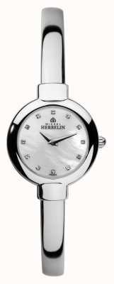 Michel Herbelin braccialetto in acciaio inox Womens Salambo 17410/B59