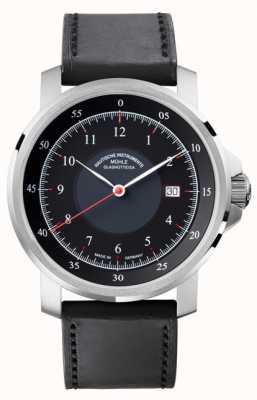 Muhle Glashutte classico orologio automatico M29 M1-25-53-LB