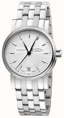 Muhle Glashutte Teutonia ii orologio automatico medio M1-30-25-MB