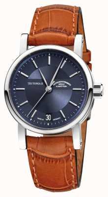 Muhle Glashutte Teutonia ii orologio automatico medio M1-30-22-LB