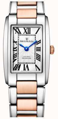Dreyfuss Eleganza due toni rosa orologio d'oro DLB00147/01
