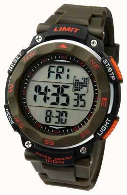 Limit Cinturino khaki da orologio sportivo 5488.01