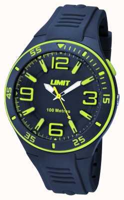 Limit Quadrante marino navy cinturino uomo 5569.24