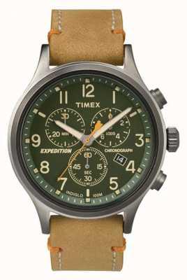 Timex Quadrante verde cronografo da uomo TW4B04400