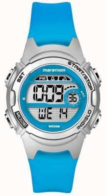 Timex Cronografo per allarme maratona per bambini blu TW5K96900