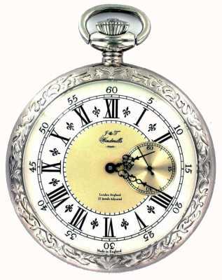 J&T Windmills Mens l'orologio da tasca Milton WGP10001/50