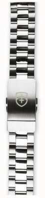 Elliot Brown Cinghia in acciaio inossidabile spazzolato e lucidato 22 millimetri STR-B01