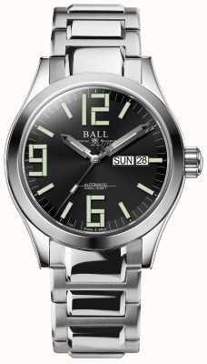 Ball Watch Company Ingegnere degli uomini ii genesi in acciaio inossidabile automatico NM2026C-S7-BK