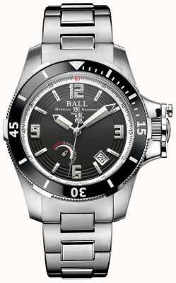 Ball Watch Company Mens idrocarburo hunley automatico di edizione limitata PM2096B-S1J-BK