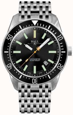 Ball Watch Company Cronometro automatico da uomo engineer master ii skindiver ii DM3108A-SCJ-BK