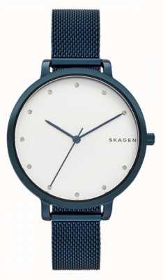 Skagen Acciaio inossidabile blu Hagen SKW2579