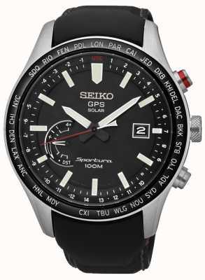 Seiko Sportura gps perpetuo cronografo solare SSF007J1