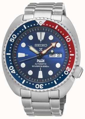 Seiko Prospex PADI edizione speciale certificato subacqueo automatica SRPA21K1