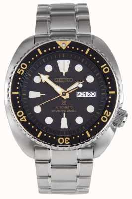 Seiko Mens Prospex tartaruga subacquei automatici SRP775K1