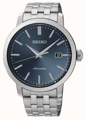 Seiko quadrante blu mechnical Mens automatica SRPA25K1