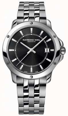 Raymond Weil Quadrante indice in acciaio inossidabile tango Mens 5591-ST-20001