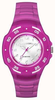 Timex analogico maratona Unisex metà viola TW5M06600