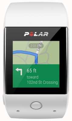 Polar M600 smartwatch bianco di usura androide 90062397
