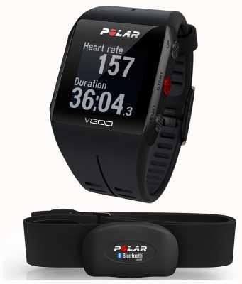 Polar V800 GPS multisport nero (con hr) watch 90060770