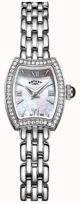 Rotary Womans cocktail in acciaio inox LB05054/41