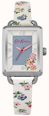 Cath Kidston Crema con cinturino in stampa floreale CKL019CS
