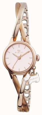 Radley placcato oro rosa braccialetto mezzo RY4184