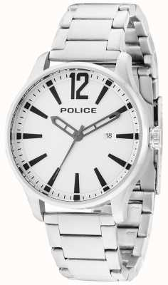 Police Mens dallas billette in acciaio inox 14764JS/04M
