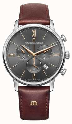 Maurice Lacroix Mens Eliros grigio cronografo EL1098-SS001-311-1