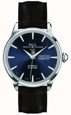 Ball Watch Company Eminentity treno blu dial NM2080D-LJ-BE