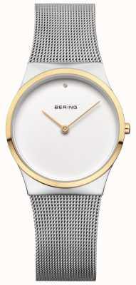 Bering Womans maglia classico oro dettaglio 12130-014