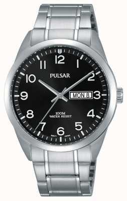 Pulsar Orologio classico in acciaio inox Gents PJ6063X1